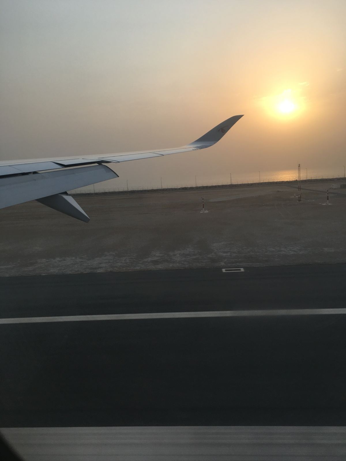 Welcome to Qatar