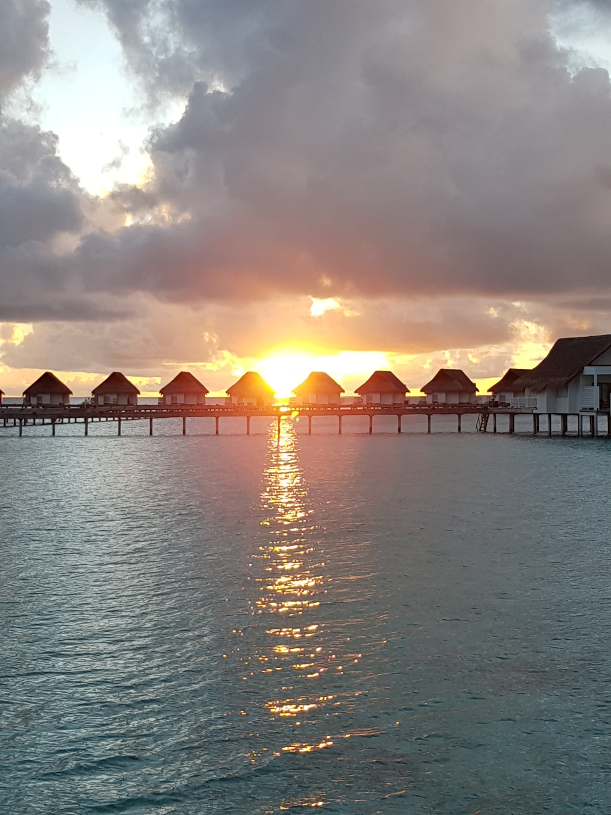 The Magic of the Maldives