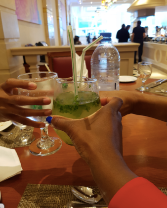 a toast to family