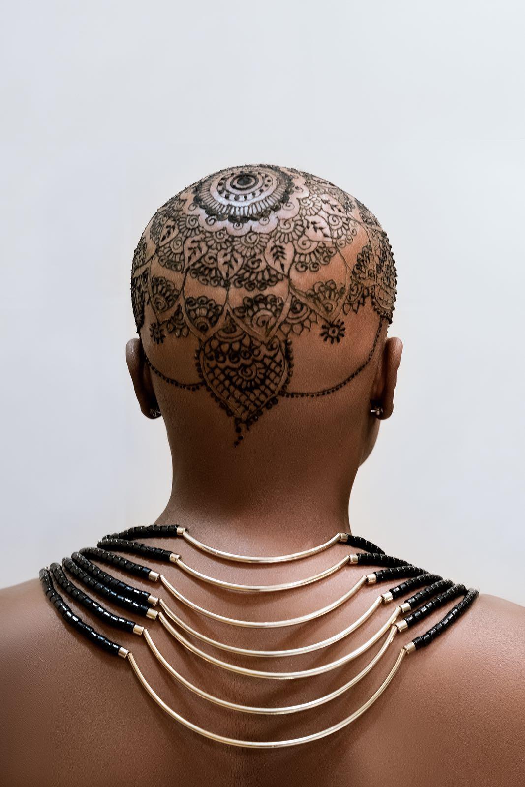 henna head bomb