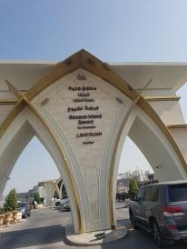 Check in on the Corniche