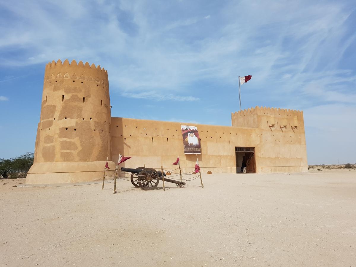 Road Trippen' inQatar