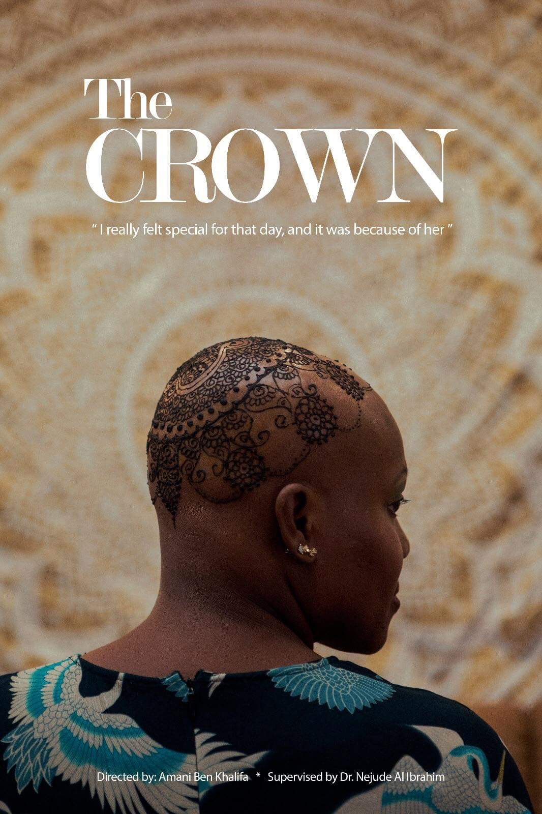 My Imperfection is my Super Power: TheCrown