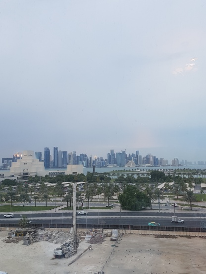 A look at the Corniche