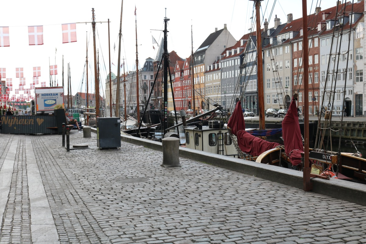 My First Experience Traveling Solo- Copenhagen