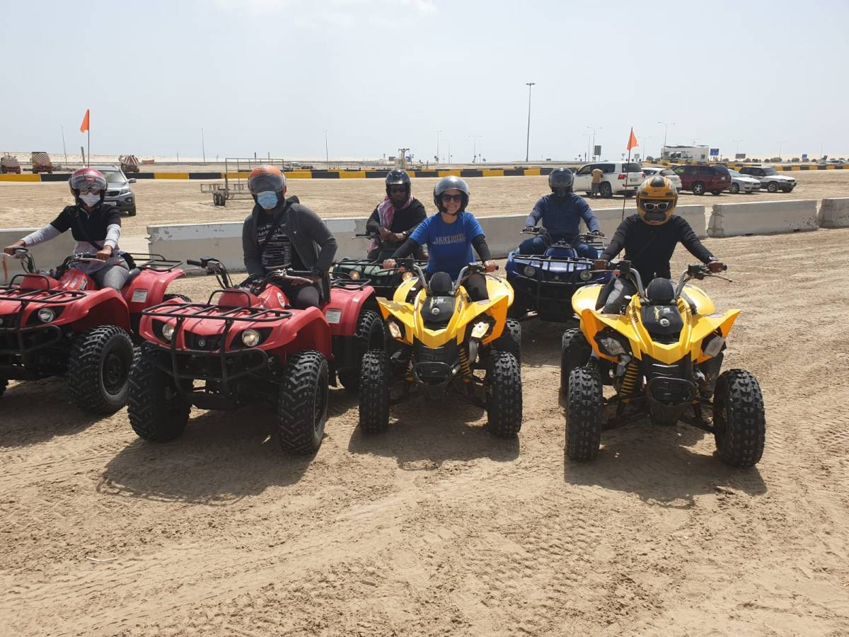 Fun and Active Things to do inQatar