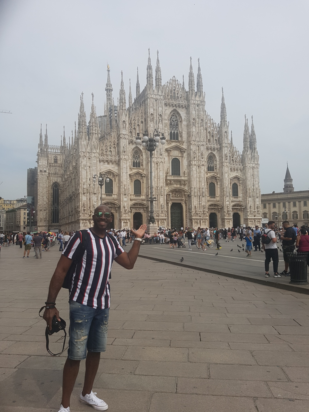 Visiting Italy: A Dream Come True- Part I: Milan