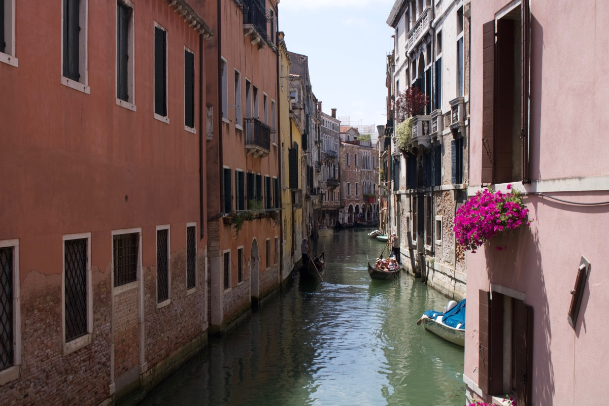 Visiting Italy: A Dream Come True- Part 4: Venice