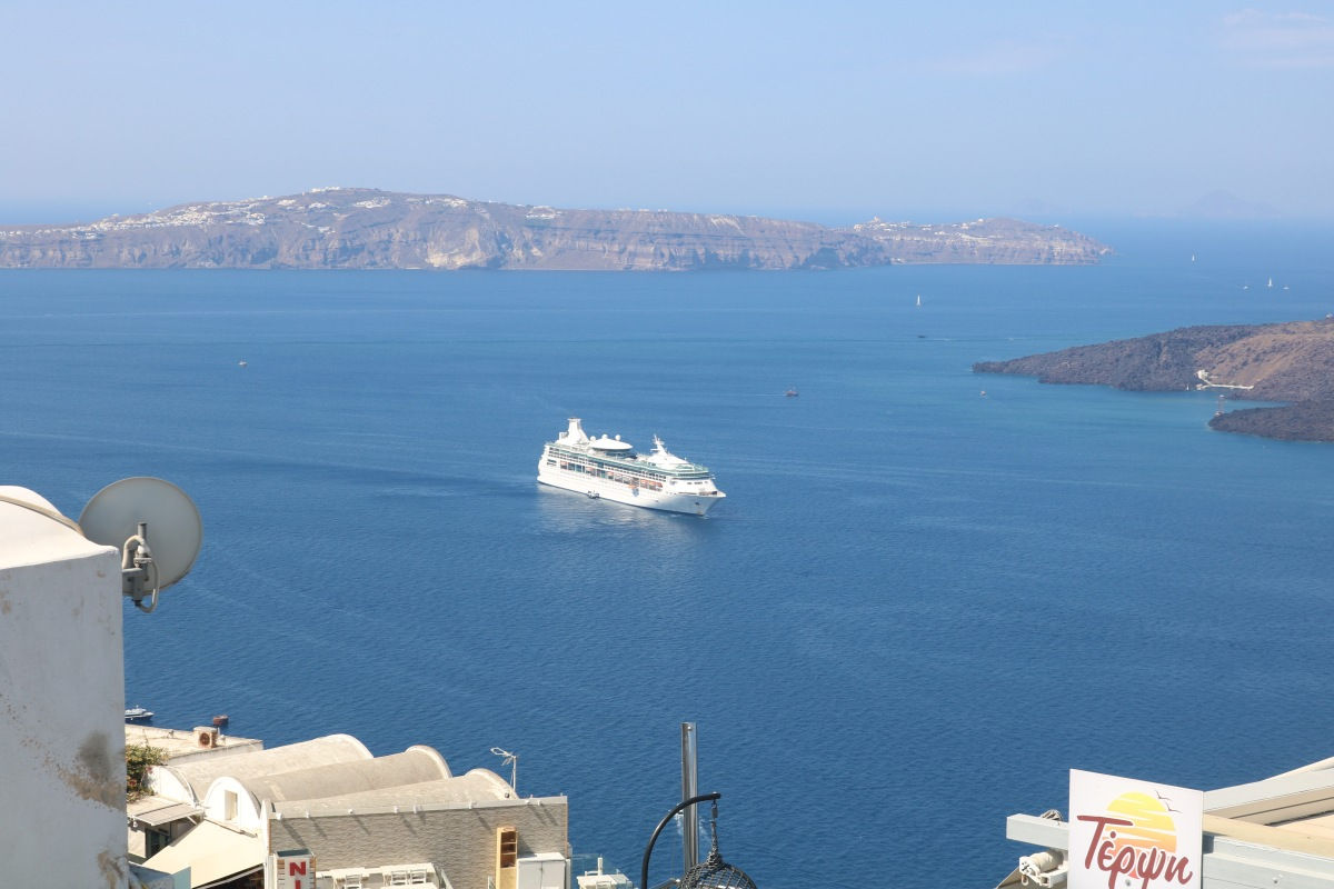 Cruising the Aegion Sea on Royal Caribbean- Greece, Montenegro and Croatia