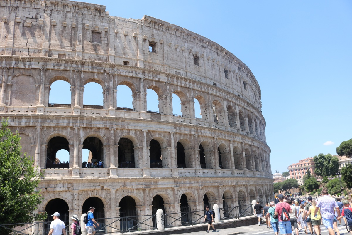 Visiting Italy: A Dream Come True, Part 5: When in Rome…