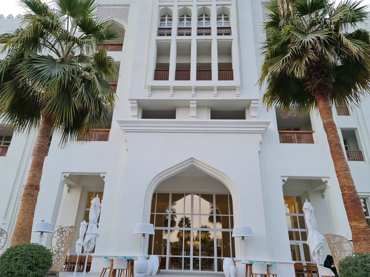 A Review of my Stay at Al Messila Resort and SpaDoha